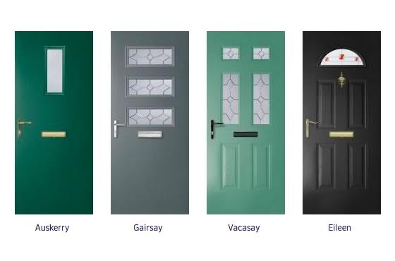 Homesafe Doors
